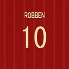 bayern munich ROBBEN case by morigirl