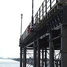 Southend pier by Perggals© - Stacey Turner