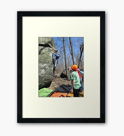 1805 Doug Framed Print
