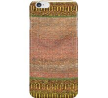 Navaho Style Saddle Rug iPhone Case/Skin