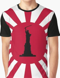 Japanese Empire (Yanki Prefecture) Graphic T-Shirt