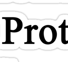 Learn To Protect Cows Sticker