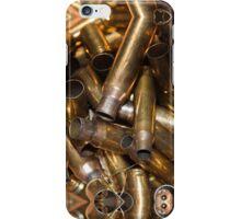 Brass Bullet Casings iPhone Case/Skin