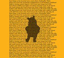 Winnie the Pooh by schermer