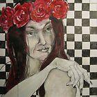 RED BELONGS TO ME!!!! by GittiArt