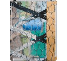 Lozenge Fence iPad Case/Skin