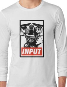 Obey Johnny 5 Long Sleeve T-Shirt