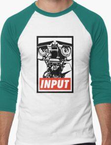 Obey Johnny 5 Men's Baseball ¾ T-Shirt