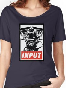 Obey Johnny 5 Women's Relaxed Fit T-Shirt