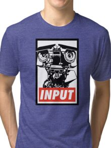 Obey Johnny 5 Tri-blend T-Shirt