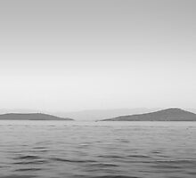 Prince Islands by Burcin Cem Arabacioglu