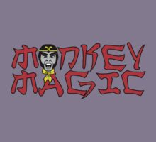 Monkey Magic by Chris Johnson