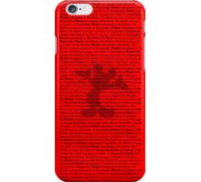Please Stand Clear of the Doors iPhone Case/Skin