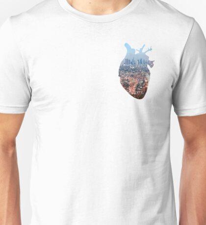 Heart of the City Unisex T-Shirt