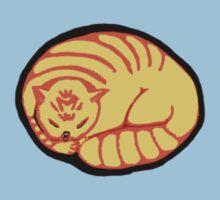 Round Golden One Piece - Short Sleeve