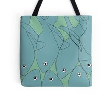 Matthew and the Fish Tote Bag