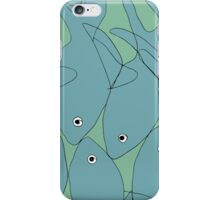 Matthew and the Fish iPhone Case/Skin