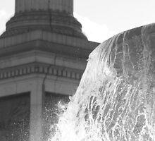 Trafalgar square by GrAPE
