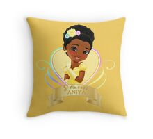 Princess Aniya Collection Throw Pillow