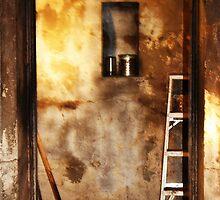 Battery Mishler Telephone Room by Dawna Morton