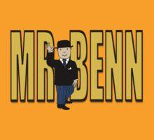 Mr Benn- Logo by ori-STUDFARM