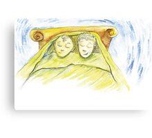 Dreaming of Ska City Canvas Print