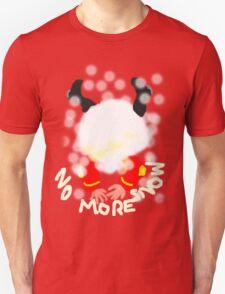 NO MORE SNOW  TEE SHIRT/KIDS TEE Unisex T-Shirt