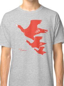 Persona 4 Yosuke Hanamura shirt (red birds) Classic T-Shirt