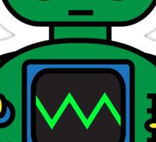 Mini Robot Sticker
