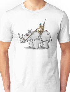 Rhino and Rider T-Shirt