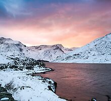 Llyn Ogwen Sunset by Smart Imaging by SmartImaging