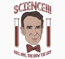 Bill Nye the Bow Tie Guy by nealcampbell