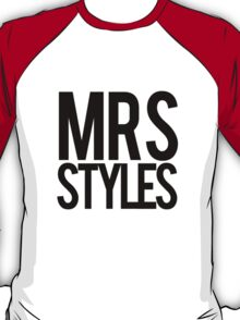 Mrs. Styles T-Shirt