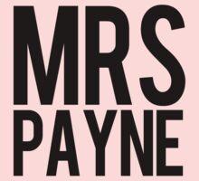 Mrs. Liam Payne by Tom Sharman