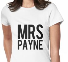 Mrs. Liam Payne Womens Fitted T-Shirt