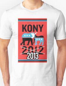 Kony 2013 Unisex T-Shirt