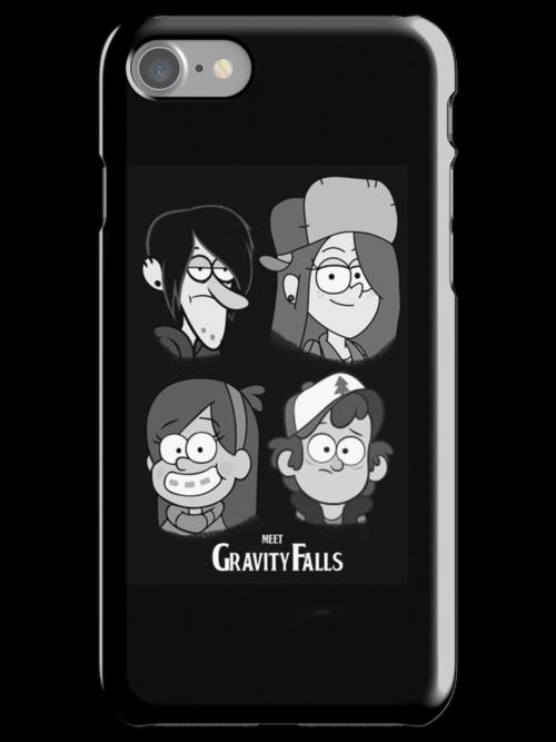 Meet Gravity Falls by mayasongs