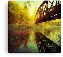 all that is left Canvas Print