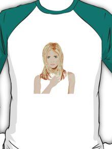 Sarah Michelle Gellar vector T-Shirt