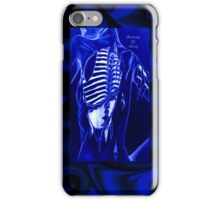 Blue Decay iPhone Case/Skin