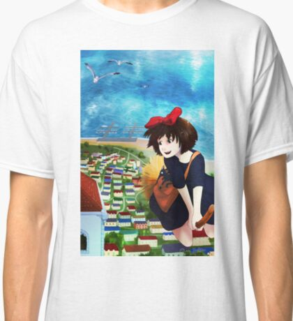 Kiki Delivery Service Classic T-Shirt