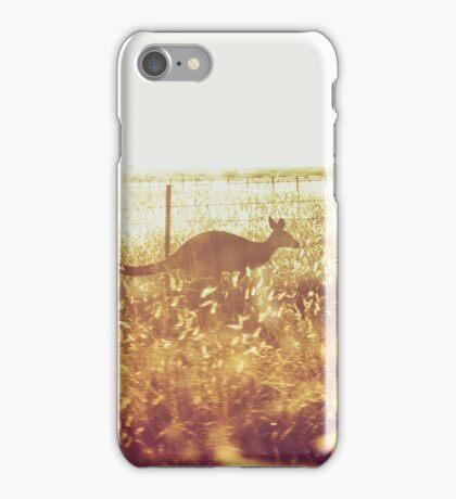 Autumn Roo iPhone Case/Skin
