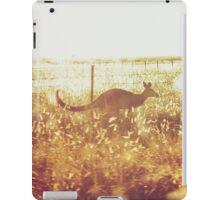Autumn Roo iPad Case/Skin