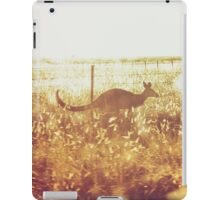 Autumn Roo iPad Case/Skin
