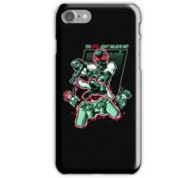 Psychokinetic Power! iPhone Case/Skin