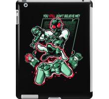 Psychokinetic Power! iPad Case/Skin