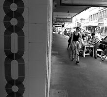 smith street lunchtime by kchamula