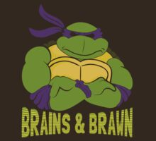Brains & Brawn by machmigo