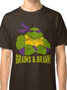 Brains & Brawn Classic T-Shirt