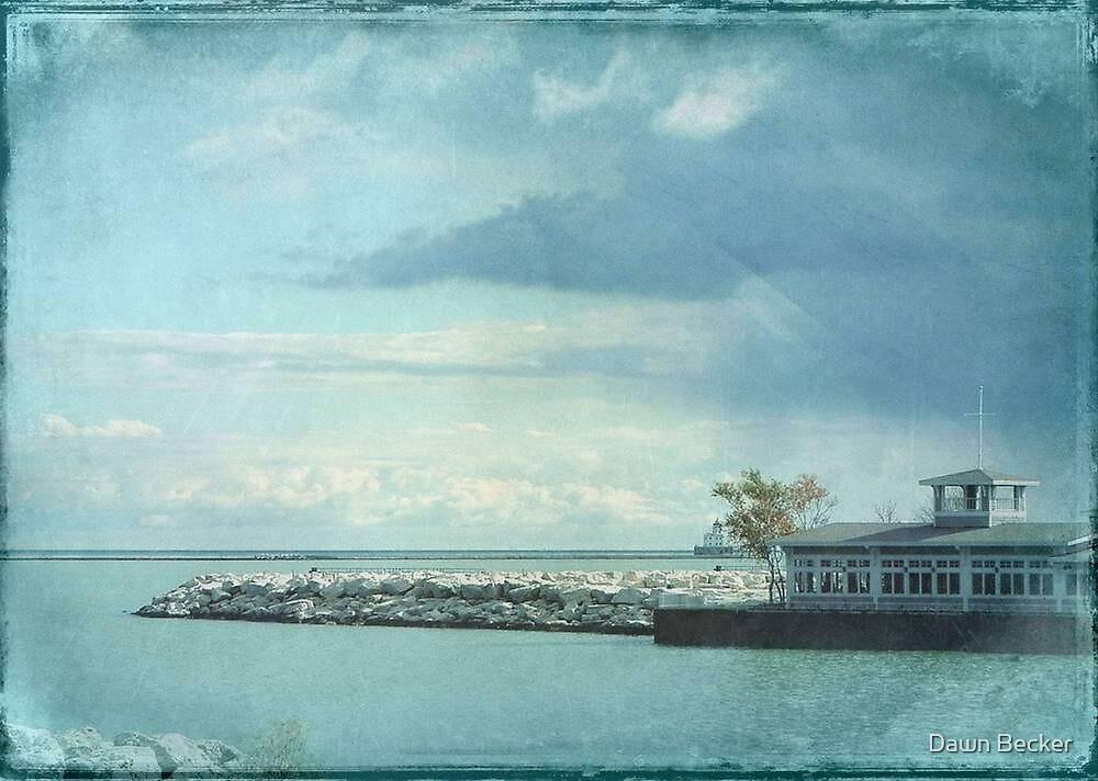 Harbor House © by Dawn M. Becker